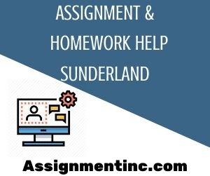 Assignment & Homework Help Sunderland