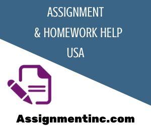 Assignment & Homework Help USA