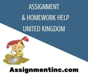 Assignment & Homework Help United Kingdom