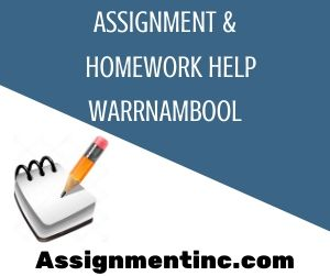 Assignment & Homework Help Warrnambool