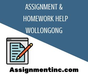 Assignment & Homework Help Wollongong