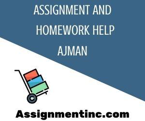 Assignment & Homework Help Ajman
