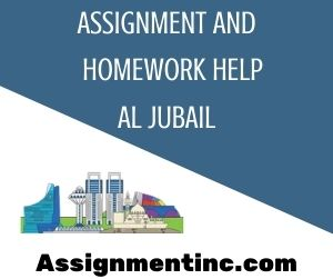 Assignment & Homework Help Al Jubail