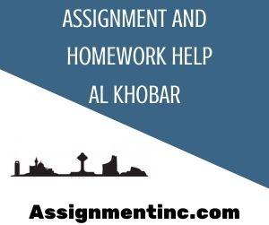 Assignment & Homework Help Al Khobar