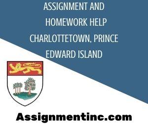 Assignment & Homework Help Charlottetown, Prince Edward Island