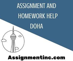 Assignment & Homework Help Doha
