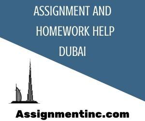 Assignment & Homework Help Dubai