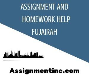 Assignment & Homework Help Fujairah