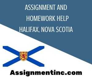 Assignment & Homework Help Halifax, Nova Scotia