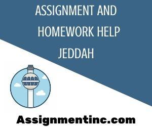 Assignment & Homework Help Jeddah