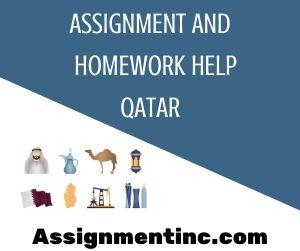 Assignment & Homework Help Qatar