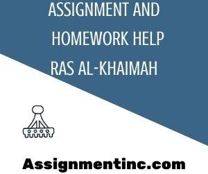 Assignment & Homework Help Ras Al-Khaimah