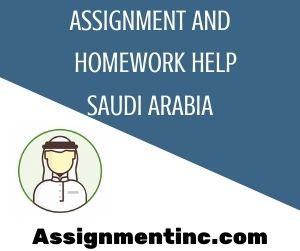 Assignment-And-Homework-Help-Saudi-Arabia