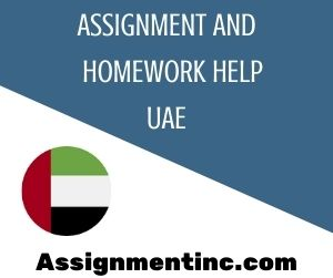 Assignment And Homework Help UAE